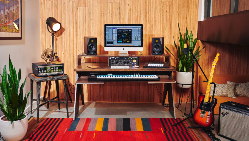 Superieur Outputu0027s Platform Could Be The Home Studio Desk Musicians Have Been Looking  For