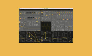 Pallas is a new patchable semi-modular synth for Ableton Live