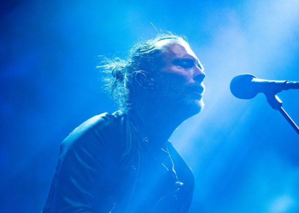 Watch Radiohead's full Coachella weekend two set