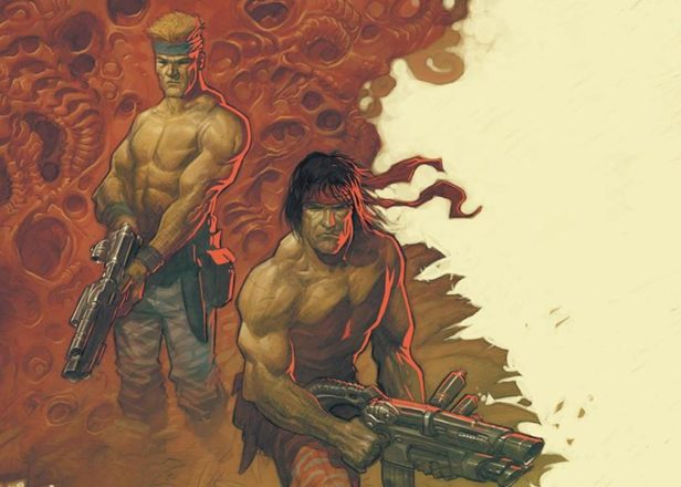 Konami's legendary Contra receives first ever vinyl soundtrack release