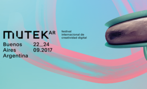 MUTEK highlights Argentinian artists for MUTEK.AR 2017 in Buenos Aires