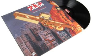 The Akira score is finally being reissued on vinyl