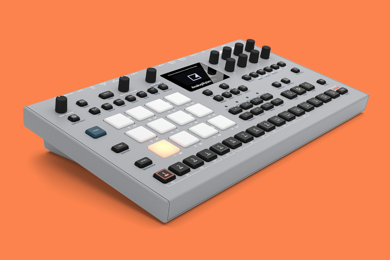 Elektron annouces Analog Four and Analog Rytm MK2