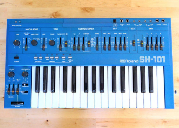 roland s next boutique synth could be an sh 101 reissue