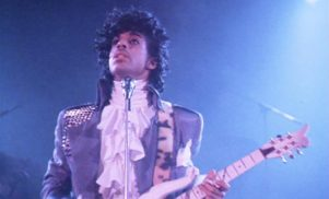 Prince inspires official new shade of purple from Pantone