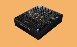 Pioneer DJ's new mixer is designed to help you prepare for the club