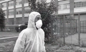 Watch the Dean Blunt-directed video for Actress's 'Falling Rizlas'