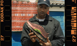 Skepta unveils new Nike Air Max sneaker collaboration