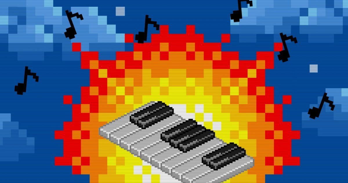 Game Over 7 Synths And Vsts For Making 8 Bit Video Game