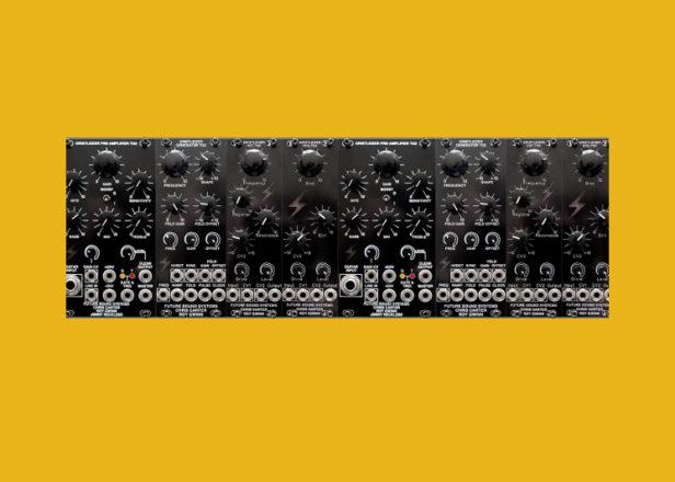Throbbing Gristle inspire range of Eurorack synth modules