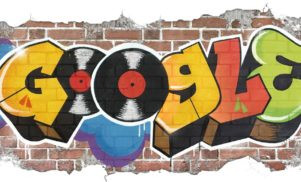 Mix your own tracks with today's Google Doodle marking the birth of hip-hop