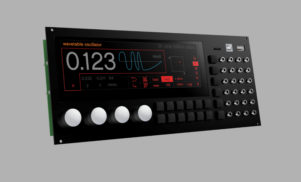 Percussa's SSP synth has the power of 10 digital Eurorack modules