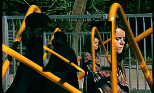 Happy Meals' video for 'May You Be The Mother' is a trippy playground ride to remember