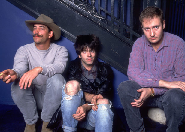 Green Day's Billie Joe Armstrong pays tribute to Husker Du's Grant Hart