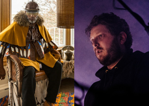 Oneohtrix Point Never And Shabazz Palace S Ishmael Butler