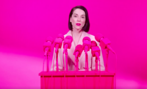 St. Vincent announces new LP MASSEDUCTION, listen to first single 'Los Ageless'