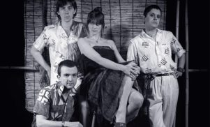 Throbbing Gristle are reissuing all of their albums on limited edition vinyl