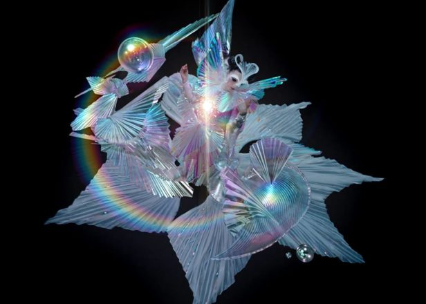 Björk to release new single The Gate at midnight