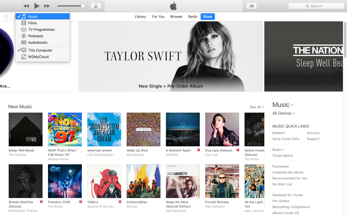 Apple's latest iTunes update reduces clutter by removing iOS App Store