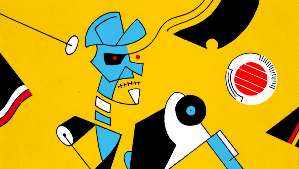 FACT mix 617 - Machine Woman