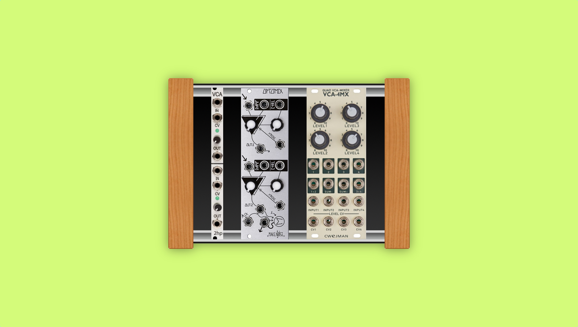 How To Build A Modular Synth The Ultimate Eurorack Buyers Guide Simple Ways Circuit Bend Toy Bending Pinterest Vcas