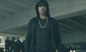 Watch Eminem blast 'racist' Trump in brutal new freestyle