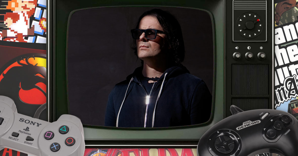 Alessandro Cortini on his life in games, from Maniac Mansion to DayZ