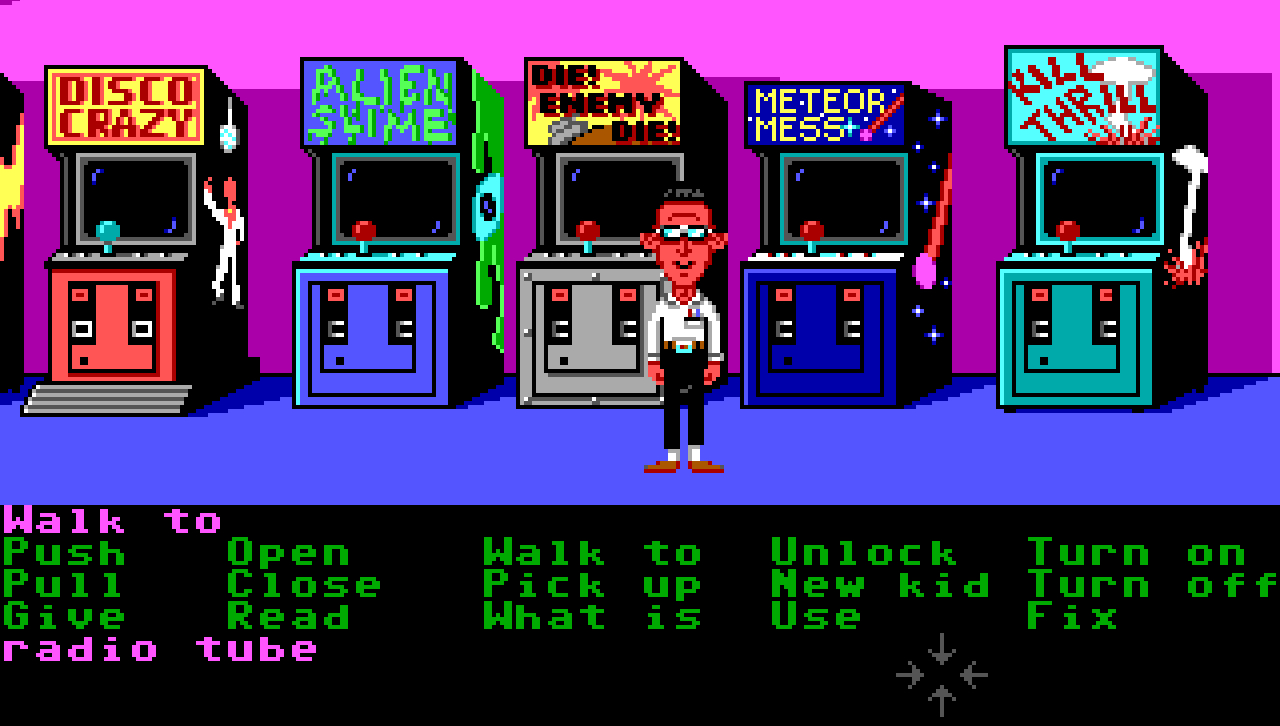 Alessandro Cortini on a lifetime  gaming, from Maniac Mansion to DayZ