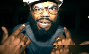 Watch Rome Fortune's video for 'Leotard'