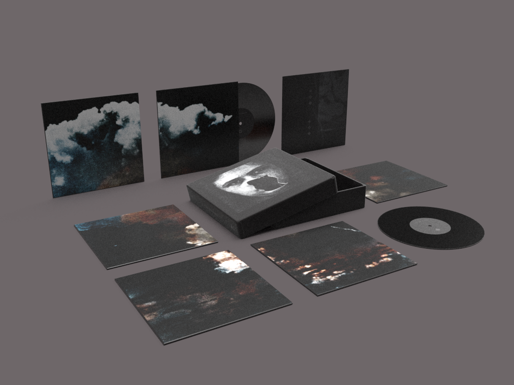 Prurient details 7xLP album Rainbow Mirror