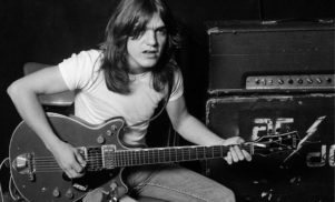 Malcolm Young, AC/DC guitarist and co-founder, has died aged 64