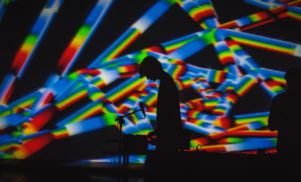 Karen Gwyer, Gas and more turned Braga into an audio-visual utopia at Semibreve 2017