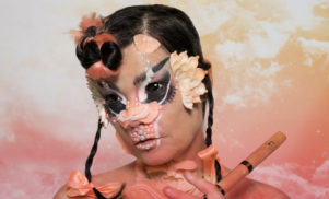 Björk's constellation in the clouds: The Icelandic superstar unravels her Utopia