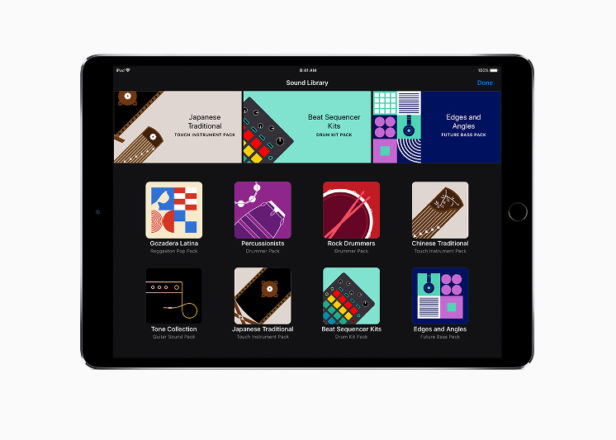apple updates garageband for ios with free sound library rh factmag com garageband for ipad user guide pdf GarageBand iPad Tutorial