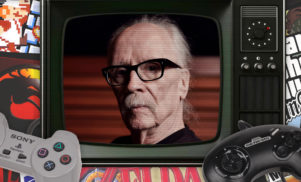 Level Up: Horror master John Carpenter on his 20-year Sonic The Hedgehog addiction