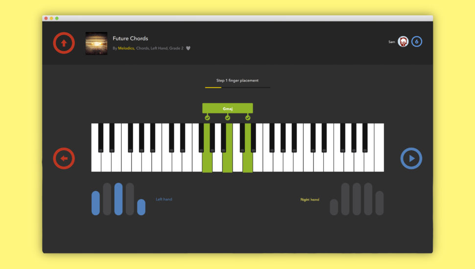 Melodics Is A Game Like App That Promises To Make You A Better Musician