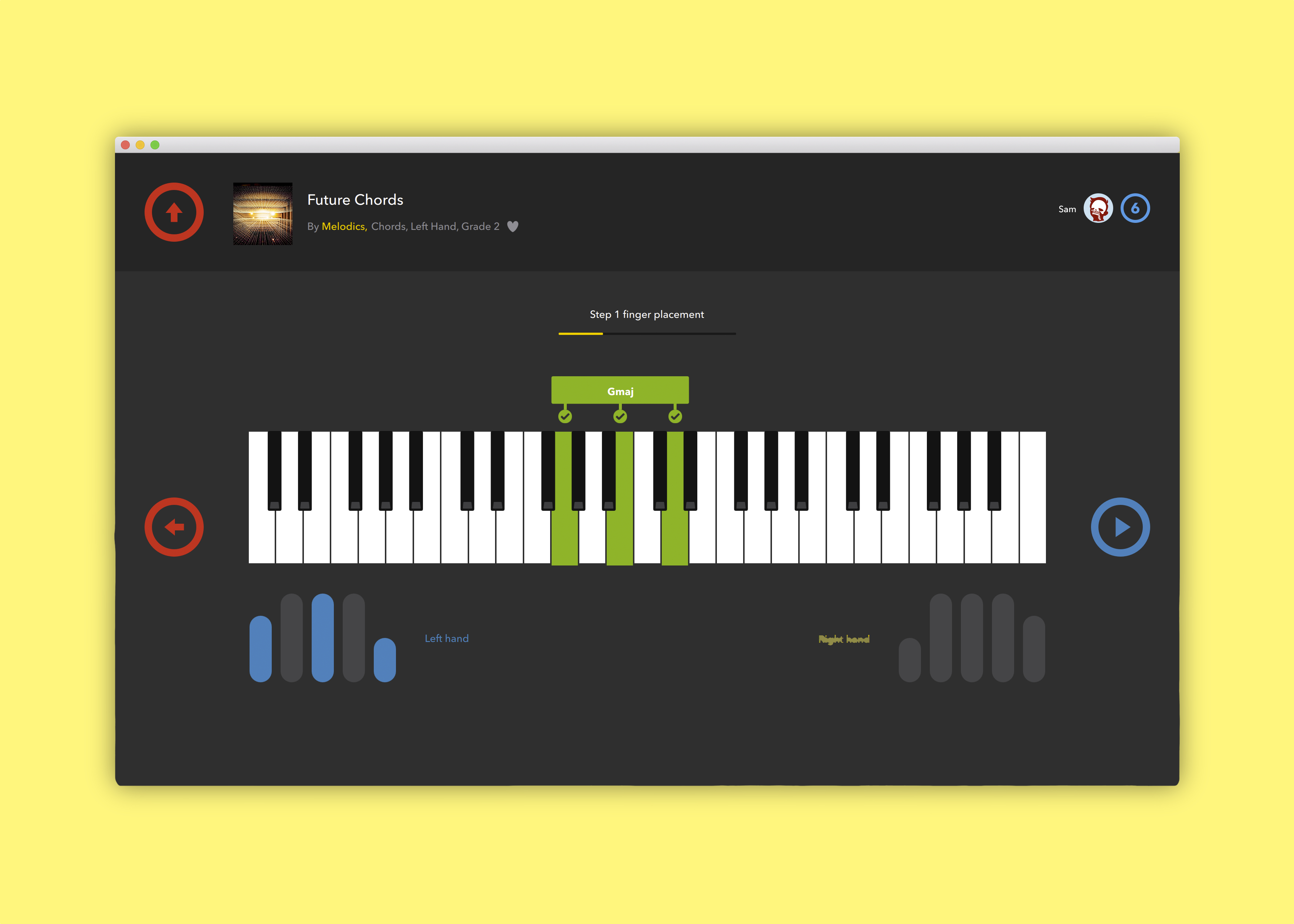 Melodics is a game like app that promises to make you a better i was frustrated by my own lack of progress learning to play piano and bass guitar says melodics ceo sam gribben who launched the company after leaving hexwebz Gallery