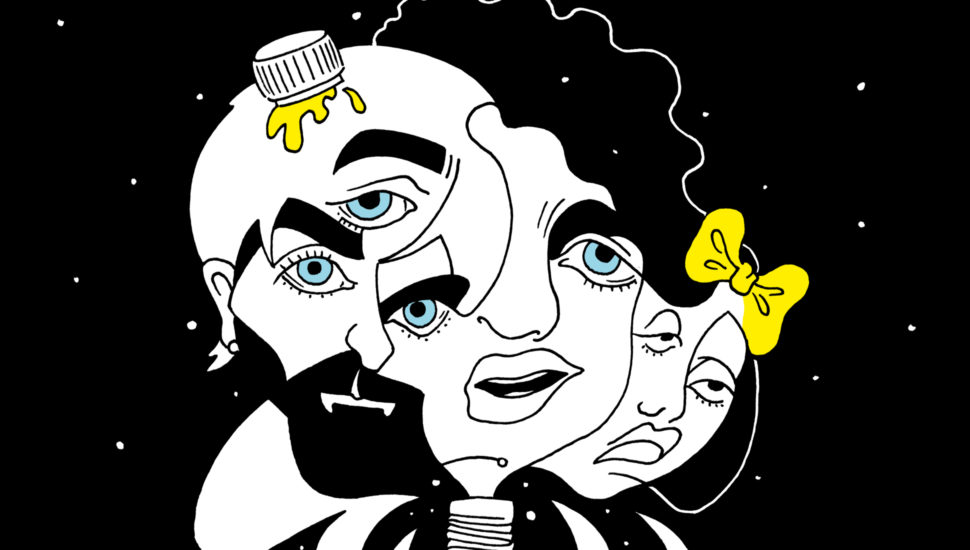 Oneohtrix Point Never FACT mix