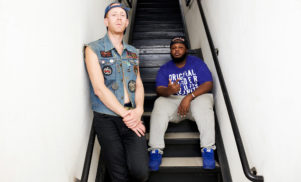 Nick Hook and DJ Earl on their collab album 50 Backwoods and new video for 'Mood Right Now'