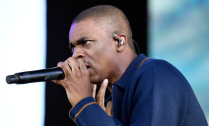 Vince Staples just got his very own Big Fish Theory Converse sneakers