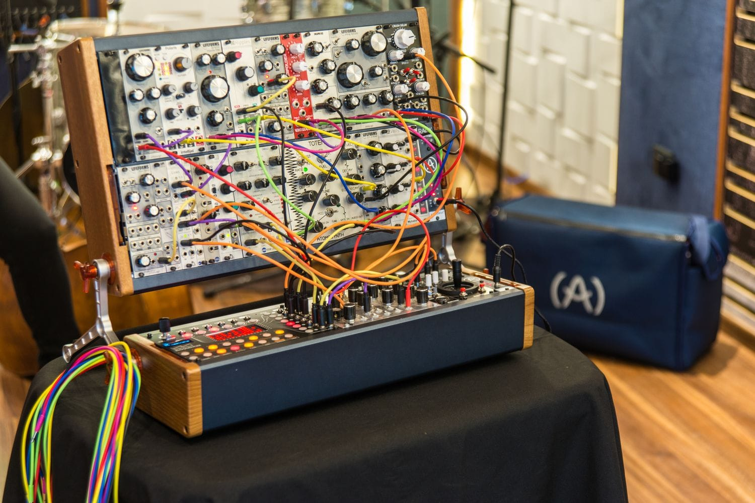 Arturia Moves Into Eurorack Modular Gear With Rackbrute Cases House Wiring Viva Questions