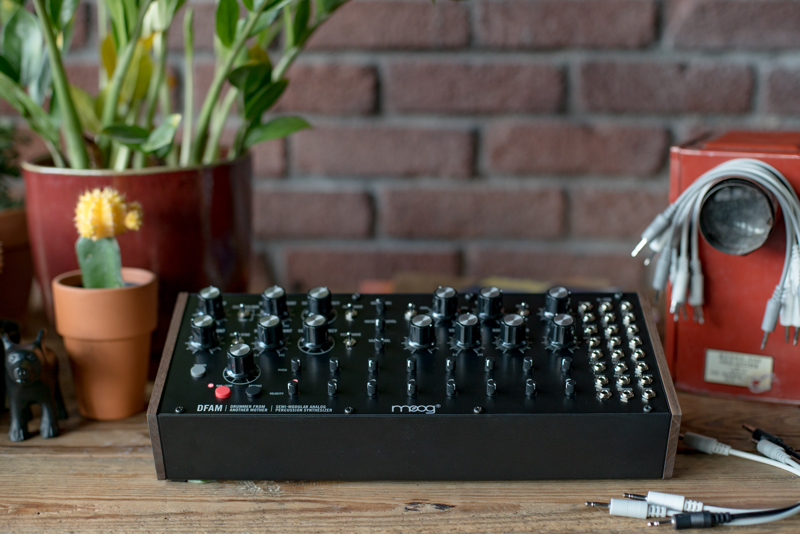 Moog launches new analog drum machine, Drummer From Another Mother