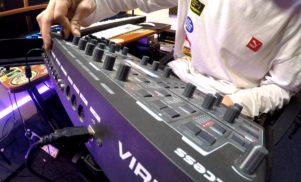 Joe Hertz gives a quick masterclass on the Access Virus TI2 synth