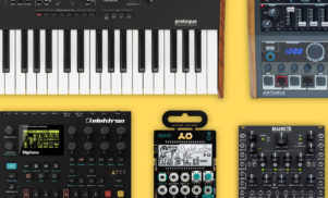 Synths, drum machines, modules and more: Music gear we're excited for in 2018