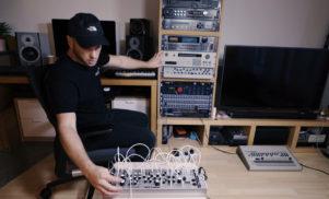 Mumdance demos his jungle-inspired Eurorack filter module, MUM M8