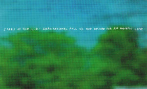 Stars Of The Lid reissue Gravitational Pull Vs. The Desire For An Aquatic Life on vinyl