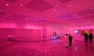 Eddie Peake brings legendary jungle pirate station Kool FM into London's White Cube gallery