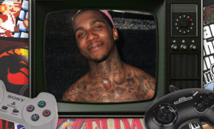 Level Up: Lil B on why video gaming needs a Black Panther moment