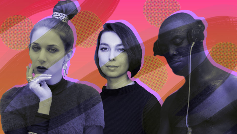 7 must-hear mixes from February 2018
