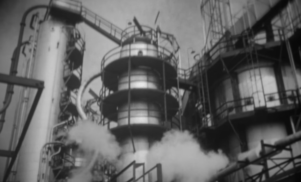 Artist Ben Sun weaves '60s archive footage into a retro-futurist sci-fi delight